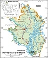A Study of Activity Concentrations in Water Samples from Kurigram, Bangladesh