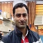 Peerzada Shariq Shaheen Khaki