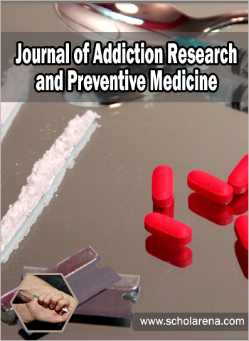 Journal of Addiction Research and Preventive Medicine