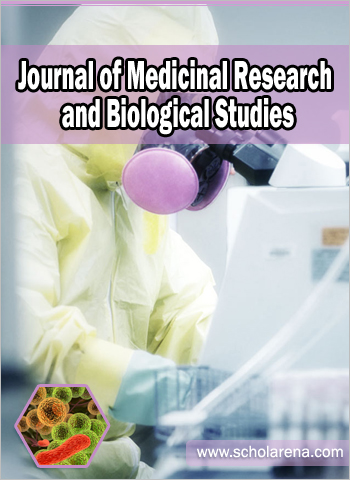Journal of Medicinal Research and Biological Studies