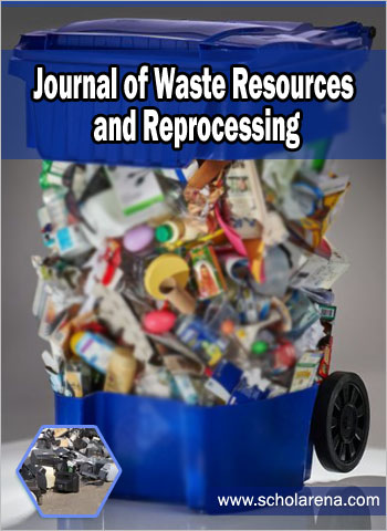 Journal of Waste Resources and Reprocessing