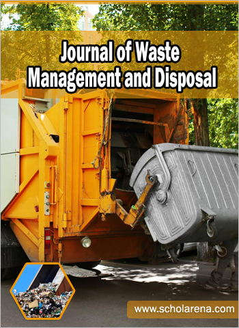 Journal of Waste Management and Disposal