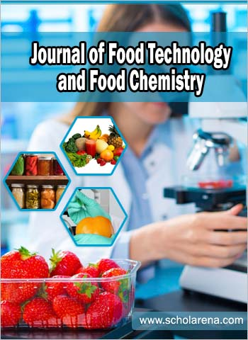 Journal of Food Technology and Food Chemistry