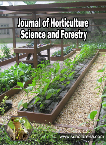 Journal of Horticulture Science and Forestry