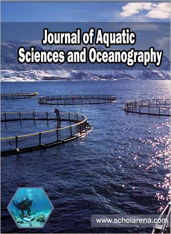 Journal of Aquatic Sciences and Oceanography