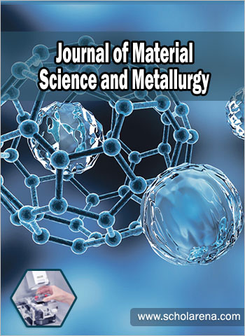 Journal of Materials Science and Metallurgy